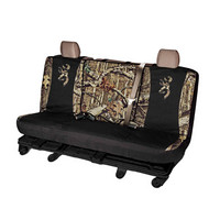 Browning Buckmark Mossy Oak Camo Switch Back Bench Seat Cover