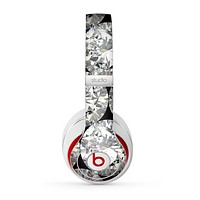 The Diamond Pattern Skin for the Beats by Dre Studio (2013+ Version) Headphones