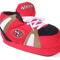 San Francisco 49ers Men's and Womens Sneaker Slippers