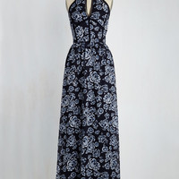 Keep It Under Rhapsody Dress in Midnight | Mod Retro Vintage Dresses | ModCloth.com