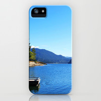 Landscape photo, Olympic National Park in Seattle iPhone & iPod Case by NatureMatters