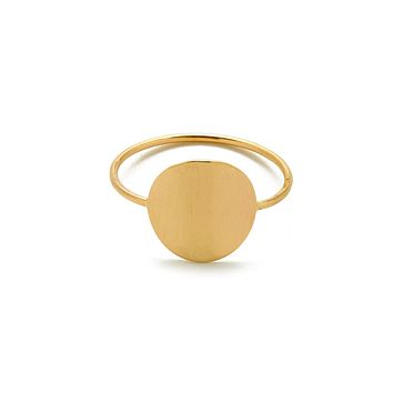 Singularity Ring - Gold