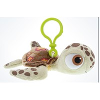 Disney Parks Finding Nemo Squirt Keychain Plush New With Tags