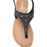 Sequoia 59 Falling Stars T Strap Sandals