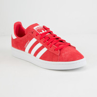 ADIDAS Campus Ray Red & Running White Womens Shoes