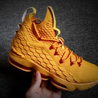 [ FREE SHIPPING] Nike  LeBron James 15 XV  Basketball Shoe
