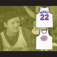 Bill Murray Space Jam Tune Squad Basketball Jersey Jordan Any Size Made to Order ALL Sewn