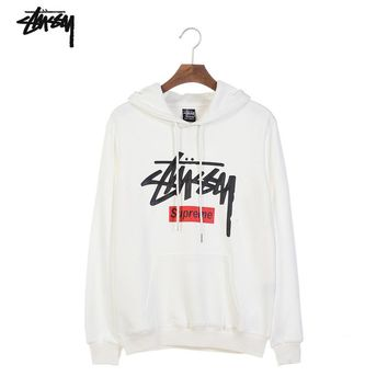 Women's and men's Stussy  Sweatshirt for sale 501965868-0140
