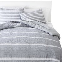 Room Essentials® Textured Stripe Comforter Set