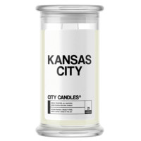 Kansas City City Candle