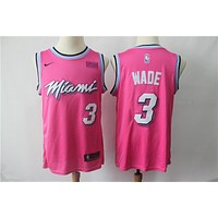 Miami Heat Dwyane Wade 2018/19 Swingman Jersey ¡§c Earned Edition