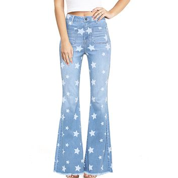 Starry High Rise Flares