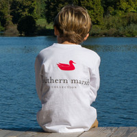 Southern Marsh Authentic - Long Sleeve - Youth