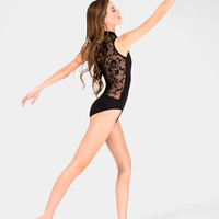 Free Shipping - Adult Lace Back Tank Leotard by NATALIE