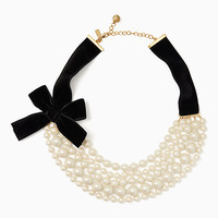 girls in pearls necklace