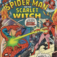 Spiderman and the Scarlet Witch