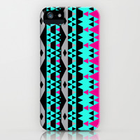 Mix #503 iPhone & iPod Case by Ornaart