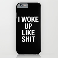 Quote iPhone & iPod Case by Trend | Society6