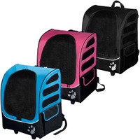 Pet Gear I-GO-2 Travler Plus Pet Backpack Carrier