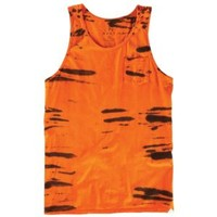 Altamont Tiger Stripe Pocket Tank Top - Men's at CCS