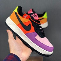 Nike Air Force 1'07 Multi Colors Low Sneaker - Best Deal Online