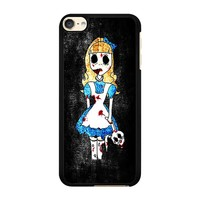 Alice In Wonderland Zombie iPod Touch 6 Case