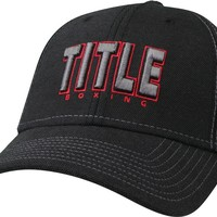 TITLE BOXING TONE STRETCH FIT HAT - Apparel | TITLE MMA Gear
