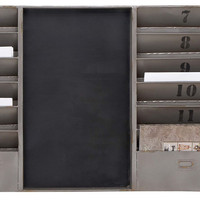 Message Board Organizer, Wall Storage & Organization