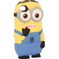 Despicable Me 2 Chara-Covers Dave Minion iPhone 4/4S Case