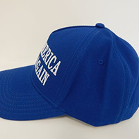 """Blue Donald Trump """"Make America Great Again"""" Hats. Embroidered Baseball Style Otto Cap. Republican Presidential Candidate.Show Support! (Blue Caps Trump, Otto One Size Fits Most Baseball)"""