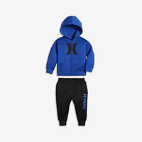 The Hurley Therma Two-Piece Infant Boys' Set.