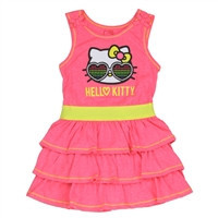 HELLO KITTY Girls 4-6X Summer-k3084742