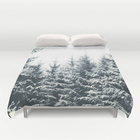 In Winter Duvet Cover by Tordis Kayma | Society6