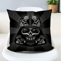 Star Wars Darth Vader Cushion Cover Pillowcase Pillow Cover Bedding Home Decor 45cm/18inch