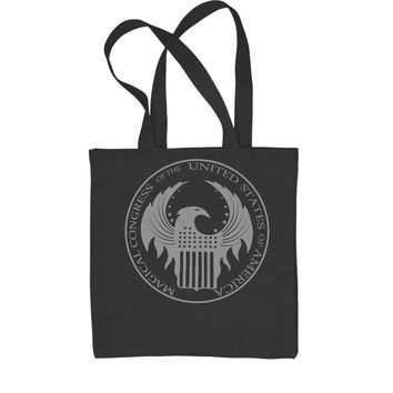 Magical Congress Of The United States Shopping Tote Bag