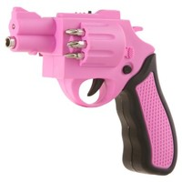 Pink Revolver Shaped Screwdriver Rechargeable With Drill Bits:Amazon:Home Improvement