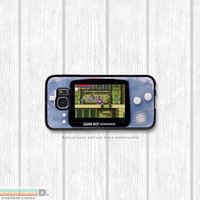 Gameboy Advance, Custom Phone Case for Galaxy S4, S5, S6