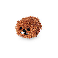 Chewbacca ''Tsum Tsum'' Plush - Mini - 3 1/2''