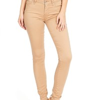 Color Form Mid-Rise Skinnys