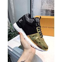 Louis Vuitton Lv Run Away Sneaker #2209