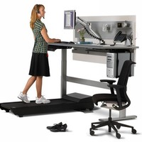 Sit to Walk Workstation