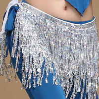 Breaking A Rule - Sequin or Coin Beach Skirt Cover Up - 2 Styles