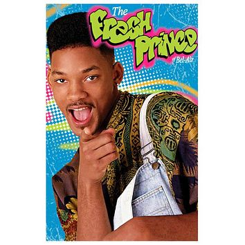 The Fresh Prince of Bel-Air Will Smith Poster 11x17