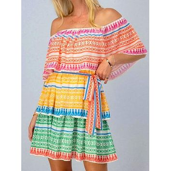 Summer Siesta Dress