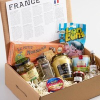 World Tastes France Gift Box