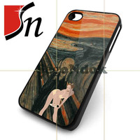 Miley Cyrus Twerking Design for iPhone 4/4s Case, iPhone 5 Case, Samsung Galaxy s3 i9300 and s4 i9500 case