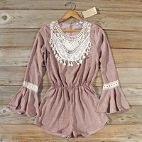 Autumn Heiress Romper