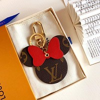 Louis Vuitton LV Disney Keychain Bag Pendant