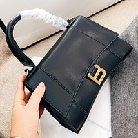 Wearwinds BALENCIAGA Popular Women Shopping Handbag Tote Leather Crossbody Satchel Shoulder Bag