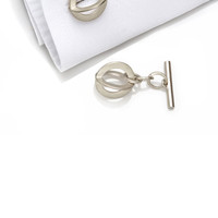 Sphere Cuff Links